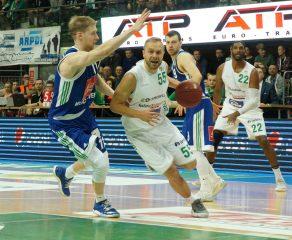 Łukasz Koszarek: Trener nie będzie tolerował żadnego lenistwa