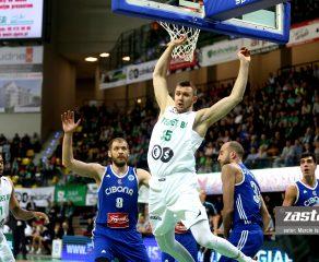 Pójdźmy za ciosem - w środę walka o ćwierćfinał FIBA Europe Cup