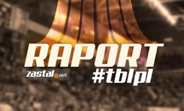 Raport #tblpl - Druga porażka Rosy i Turowa