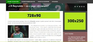 reklama na blogu zielona góra