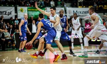 Skrót meczu Stelmet BC - AZS Koszalin (wideo)