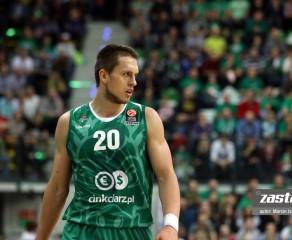 Mateusz Ponitka zawalczy o kontrakt w NBA
