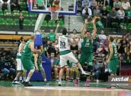 """""""Panathinaikos pokazał siłę"""" - wypowiedzi po meczu w Atenach"""