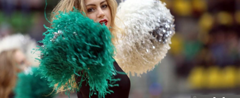 Cheerleaders Zielona Góra zatańczą w Atenach!