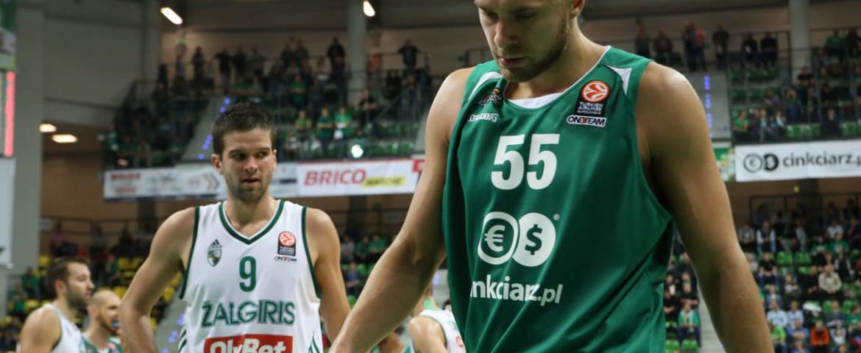 Stelmet BC – Żalgiris Kowno (galeria zdjęć z meczu)