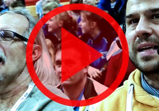 Reportaż zastal.netTV: Stelmet BC Zielona Góra - FC Barcelona Lassa