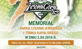 Młodzież uczciła pamięć Darka Czerniejewskiego i Tomka Kapalskiego