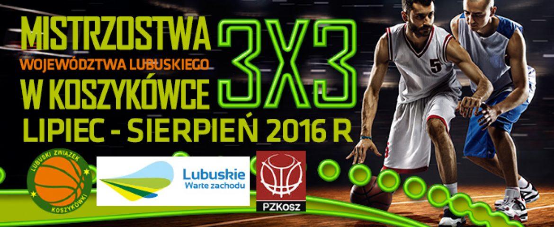 Mistrzostwa Województwa Lubuskiego w koszykówce 3×3