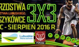 Mistrzostwa Województwa Lubuskiego w koszykówce 3x3