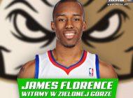 Nowy kontrakt w Stelmecie. James Florence na pokładzie!