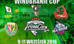 Winobranie Cup - SKM bez zwycięstw
