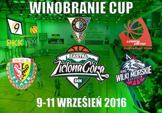 Winobranie Cup: Dzień 1 - SKM zwycięski i zwyciężony