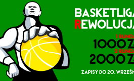 Rusza 26. sezon Basketligi Zielona Góra!