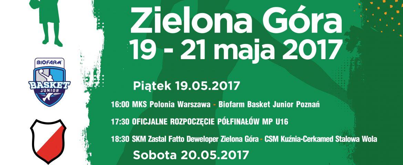 Młodzi też grają – Mistrzostwa Polski U-16 w Zielonej Górze