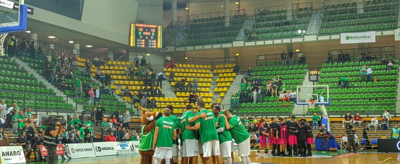 """Stelmet BC – Telekom Baskets: """" W końcówce zrobiło się dość nerwowo"""" (pomeczowe komentarze)"""