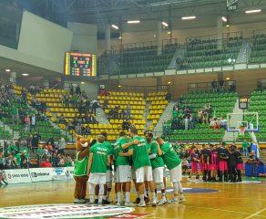 """Stelmet BC - Telekom Baskets: """" W końcówce zrobiło się dość nerwowo"""" (pomeczowe komentarze)"""