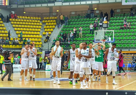 Pierwsze zwycięstwo w rozgrywkach Ligi Mistrzów - relacja z meczu Stelmetu BC Zielona Góra - Telekom Baskets Bonn