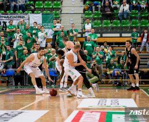 Zdjęcia z meczu Stelmet BC Zielona Góra-PGE Turów Zgorzelec