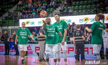 Pękła setka - relacja z meczu Stelmet BC Zielona Góra - Miasto Szkła Krosno