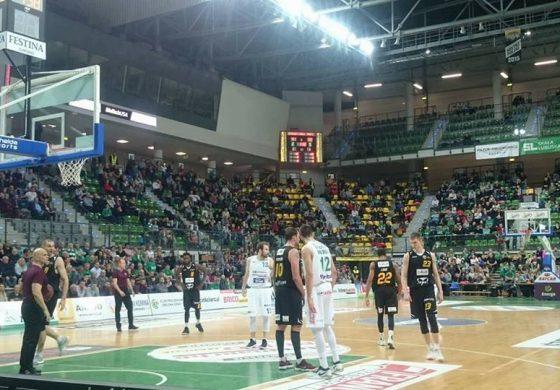 To, co dziś zrobiliśmy jest nieakceptowalne - wypowiedzi po meczu Stelmet BC - Trefl Sopot