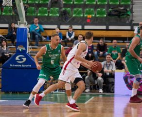 Ł.Koszarek: Najważniejszy mecz sezonu
