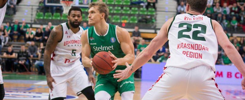 Filip Matczak ponownie odchodzi ze Stelmetu