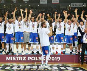 Anwil ponownie mistrzem Polski!