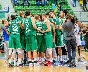 Stelmet Enea - Legia Warszawa 103:64