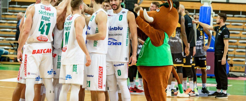 Liga VTB: Kalev Tallin – Stelmet Enea 70:92