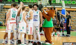Liga VTB: Kalev Tallin - Stelmet Enea 70:92