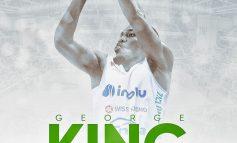 George King dołącza do Stelmetu!
