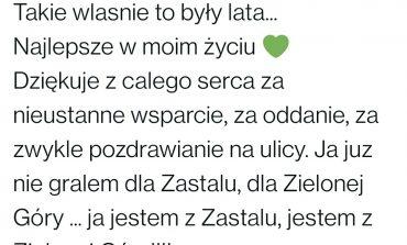 Łukasz Koszarek odchodzi z Zastalu!