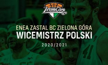 Zastal wicemistrzem Polski!